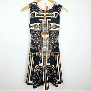 Clover Canyon Neoprene Gatsby Dress